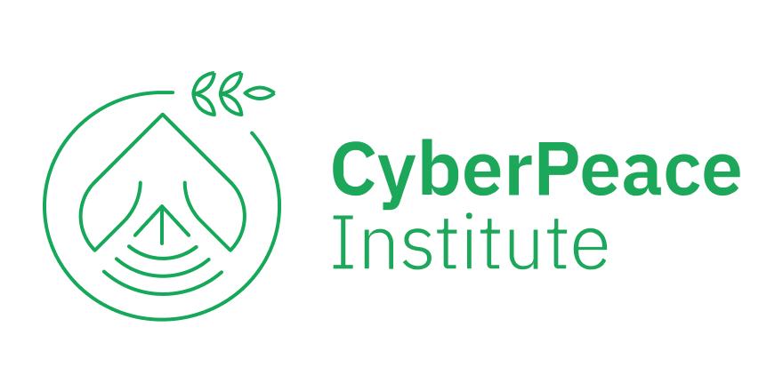 The CyberPeace Institute Logo.