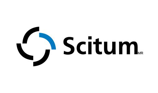The Scitum logo.