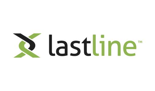 The lastline logo.
