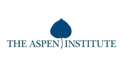 The Aspen Institute logo.