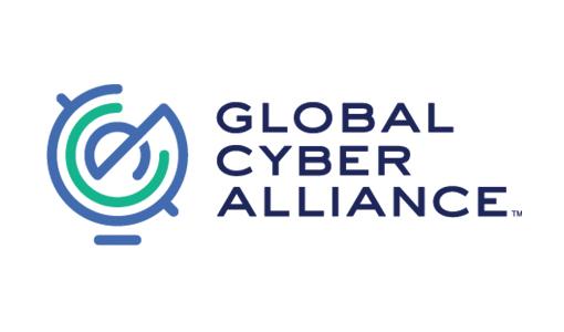 The Global Cyber Alliance logo.